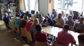 Робоча нарада Громадських організацій учасників АТО Одеської області